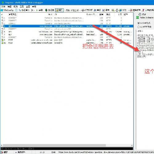 抓包工具FD汉化中文版 HTTP网页抓包调试工具