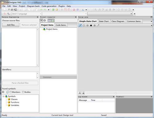 CodeDesigner下载v1.6.6.3174官方版