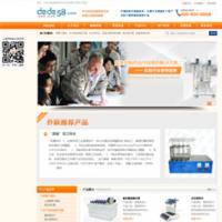 机械设备电子类PHP企业网站